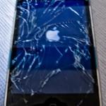 Das iPhone bootet trotz zerbrochenem Touchscreen
